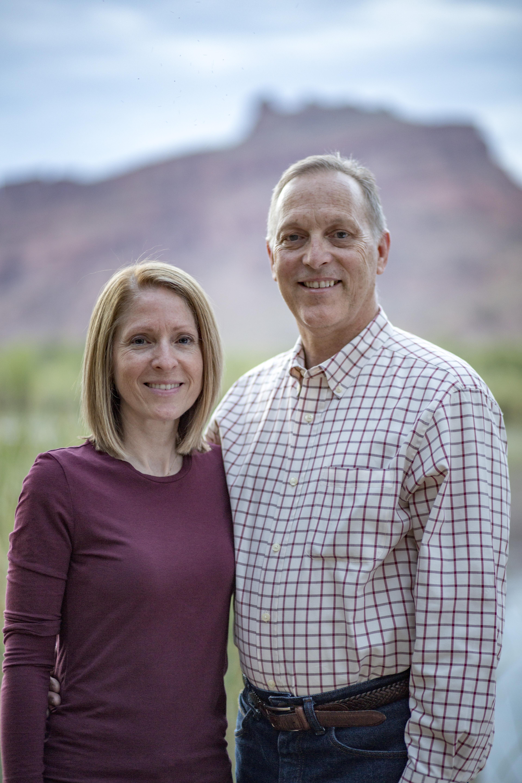 Mr and Mrs Biggs